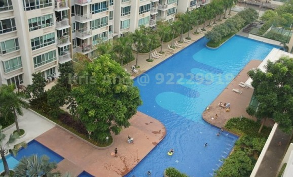 Kovan Melody Pool view from top Gallery